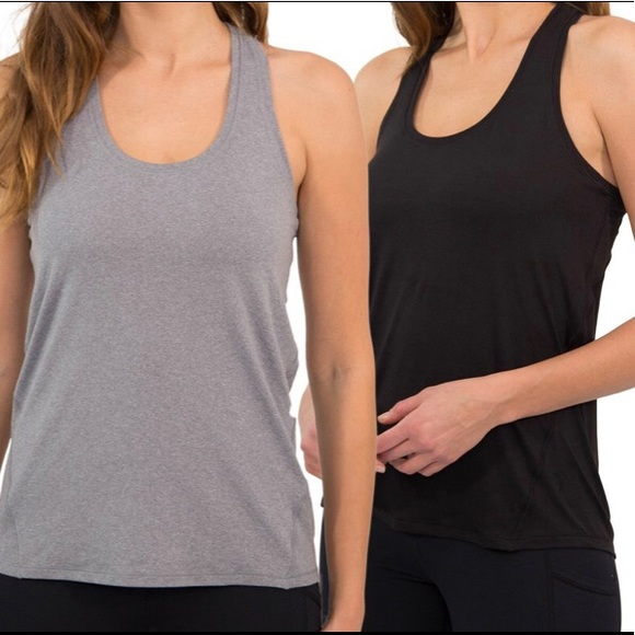 697a2ee87dc9d2 Yogalicious Tank Top 2-Pack